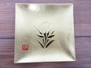 金箔工芸品1