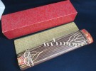 京都府北区の出張買取にて「ミニチュア 箏 ミニ琴 13弦 本糸使用 42cm 」をお売りいただきました リサイクルマート京都伏見店