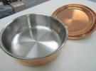大阪府高石市の出張買取にて銅製の鍋をお売りいただきました