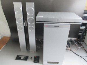 パナソニック SC-HTB570 ホームシアターシステム