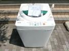 大阪府枚方市の出張買取にて、『東芝製 洗濯機 AW-605』をお売り頂きました。 リサイクルマート松井山手店