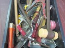 堺市の出張買取にて大工道具(工具)をお売りいただきました