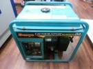 京都市北区の出張買取にて発電機をお売りいただきました