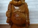 京田辺市の出張買取にて「彫刻 薫作 布袋様 木彫り 七福神」をお売りいただきました リサイクルマート松井山手店