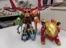 リサイクルショップ リサイクルマート堺三国ヶ丘店 大阪府堺市の出張買取にて 戦隊 ロボット DXガオイカロス をお売り頂きました
