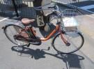 京都市伏見区伏見店よりー電動アシスト自転車をお売り頂きました。(宇治市)