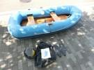 寝屋川市の出張買取にてアキレスゴムボートをお売りいただきました