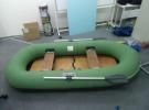 堺市の出張買取にてアキレスゴムボートをお売りいただきました