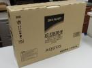 大阪市の出張買取にて SHARP AQUOS をお売り頂きました