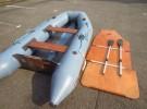 リサイクルショップ リサイクルマート堺三国ヶ丘店 大阪府堺市の出張買取にて アキレス ゴムボート をお売り頂きました