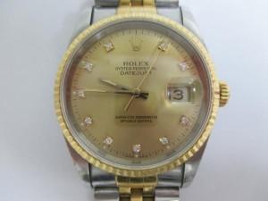 ロレックス ROLEX デイトジャスト 16233G