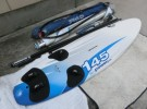 堺市の出張買取にて、IPS 145 power glide ウィンドサーフィン ボードを買取りさせて頂きました!リサイクルマート三国ヶ丘店 福田店 です。