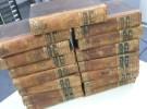 京都市北区の出張買取にて、『国民百科大辞典』をお売り頂きました。 リサイクルマート京都伏見店