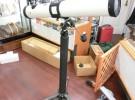 枚方市男山にてミザール天体望遠鏡 P-100型をお売り頂きました