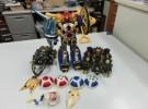 リサイクルショップ リサイクルマート堺三国ヶ丘店 大阪府堺市の出張買取にて 戦隊 ロボット DX旋風神 をお売り頂きました