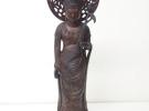 京都市左京区にて、銅製の「観音菩薩立像」を出張買取させて頂きました!リサイクルマート京都伏見店です。