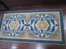京都府八幡市の出張買取にて「赤穂緞通 茶道具 段通 (堺 鍋島) 絨毯」をお売りいただきました リサイクルマート松井山手店