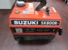 京都府南区の出張買取にてスズキの発電機をお売りいただきました