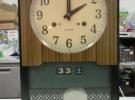 八幡市の出張買取にて「セイコー SEIKO 30DAY 振り子 ゼンマイ式 掛時計」をお売りいただきました リサイクルマート松井山手店