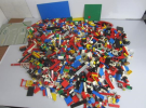 堺市の出張買取にてLEGO(レゴ)ブロックをお売りいただきました